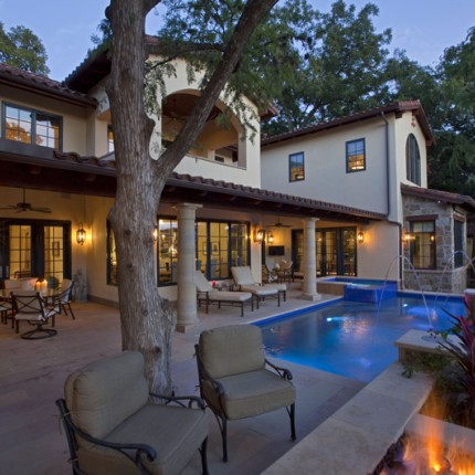 Sereno Homes Custom Builders - Lake Austin